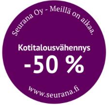 Seurana Oy logo